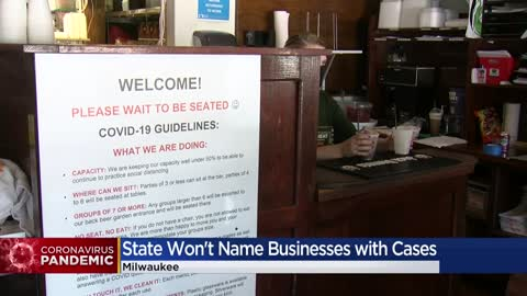 Wisconsin DHS retracts original plan to name businesses that...